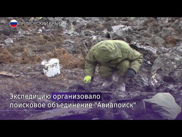 В Приморье волонтеры достают из болота бомбардировщик Пе 2 смотреть онлайн без регистрации