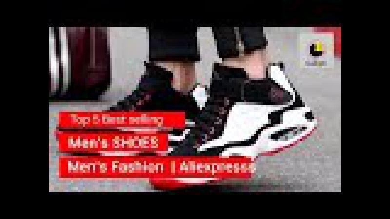 Top 5 Best selling Men's SHOES | Men's Fashion| AliExpress | Future Generation Gadget