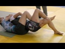 Grappling Women 2016 Choke and Feet