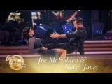 Joe and Katya Argentine Tango to Human by Rag n Bone Man - Strictly Come Dancing 2017