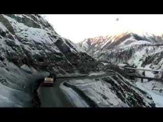 Самая опасная дорога в России и Мире Дорога смерти в Якутии