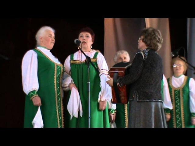 Концерт ансамбля Бабье царство