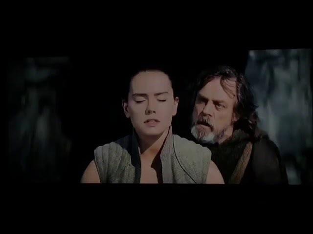Star Wars The Last Jedi TV Spot 10: Resist it Rey! (low quality/enhanced audio)