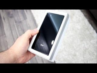 Китайский заряженный 👍 АЙФОН для янки Lenovo ZUK Z2, обзор стиляги