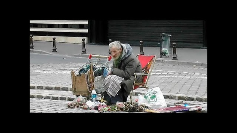 Dokumentation: Obdachlos trotz Rente - Die folgen der Niedriglöhne!
