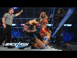 Six-Woman Tag Team Match WWE Backlash 2017 (WWE Network Exclusive)