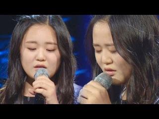 '컨디션 난조' 유지니, 담담한 목소리로 부른 'Skyscraper' 《KPOP STAR 6》 K팝스타6 EP20