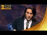 Zee Cine Awards 2008 Best Actor in a Negative Role Arjun Rampal