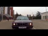 M'BOY - MEZ SENTSA DZUMArmenian RapStreet BMW Drift Video