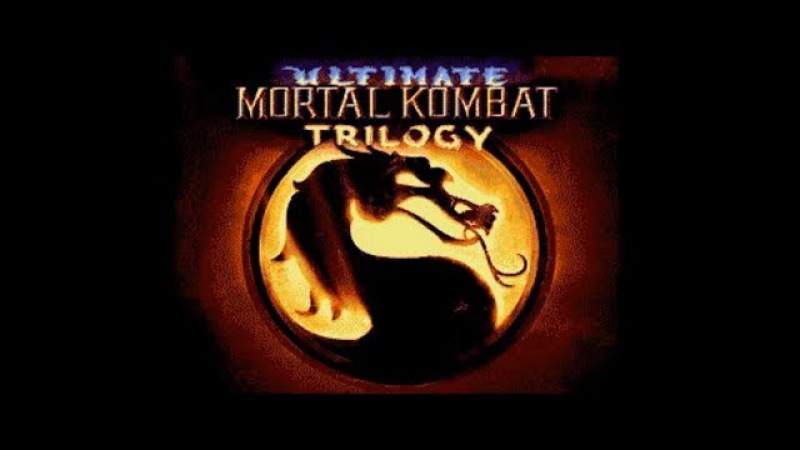 Ultimate Mortal Kombat Trilogy (Genesis) - Longplay as MKII Scorpion