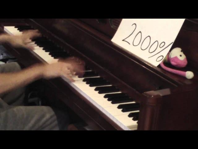 【うたプリ】「マジLOVE10002000レボリューションズ」を弾いてみた【ピアノ】