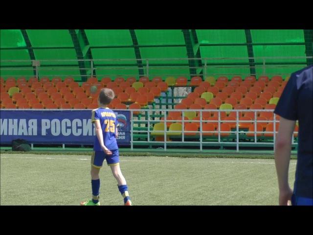 Локомотив Лиски 2005 VS ДЮСШ 3 2005 г Орел