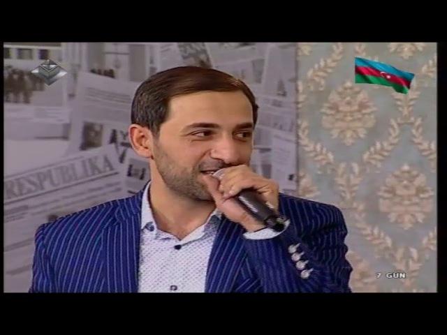 Pərviz Bülbülə və Türkan Vəlizadə - Yox Həyatım Yox / Popuri 7 Gün (Lider TV, 26.11.2017)