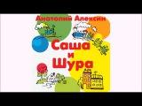 Саша и Шура. Алексин А .Аудиокнига. читает Бордуков А.