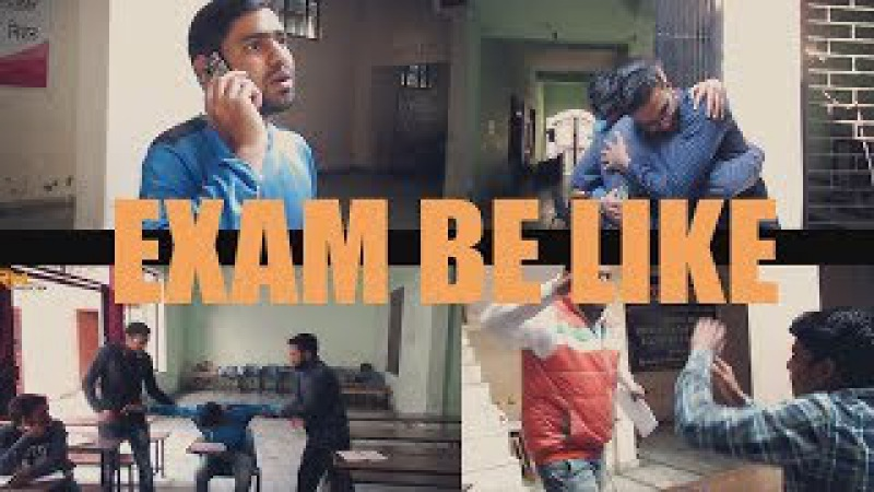 RAVIT MOTLA Exam Life in Every Student