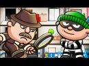 ВОРИШКА БОБ 5 в РОССИИ 4 мультик игра для детей ГРАБИТЕЛЬ БОБ новое ЗАДАНИЕ видео...