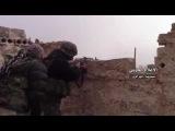 Сирийские десантники и Хезболла отражают атаки ИГИЛ в Дейр-эз-Зор