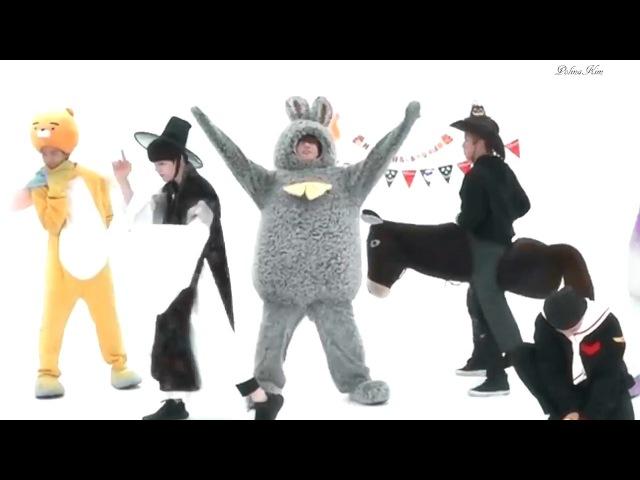 Bangtan Boys FMV || Let's dance [for 300 subs]