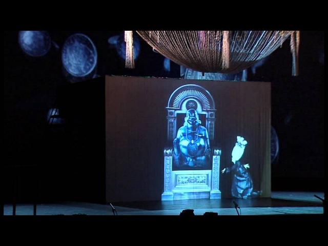 Vladimir Kudashev La Cenerentola 2 atto Don Magnifico Sia qualunque delle figlie