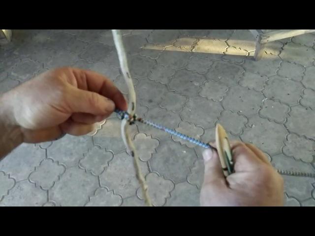 Узлы для посадки рамованой сети