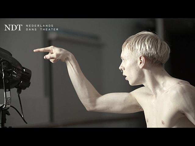 Rehearsal 'Midnight Raga' (world premiere) - Marco Goecke - NDT 2 Smoke and Mirrors