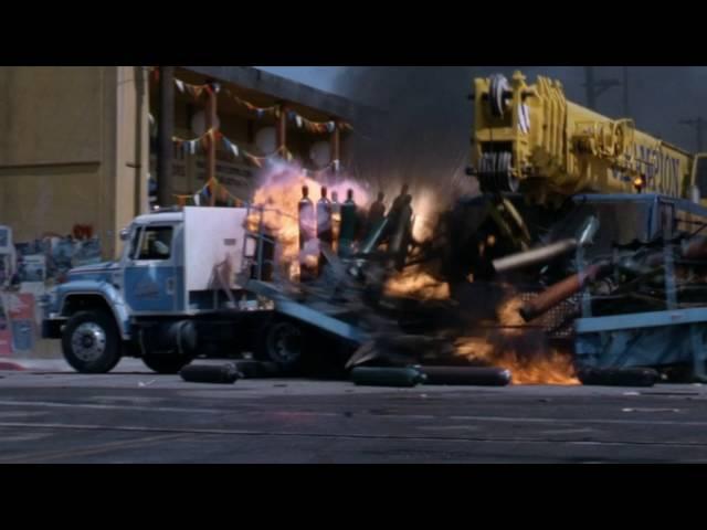 Терминатор 3: Восстание машин (Мальчишник)