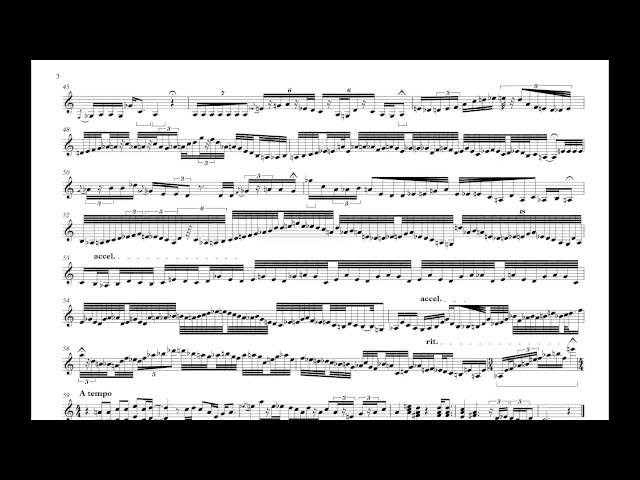 Joe Locke - Ain't No Sunshine (Vibraphone solo transcription) | by Martin Sobôtka