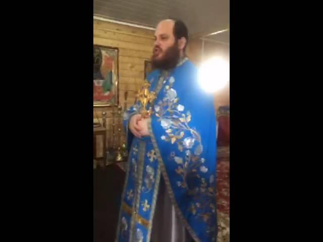 Священник Павел Островский : О тщеславии и лицемерии.