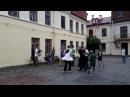 Танцы Гарадзенскіх Дворыкаў. Хвостик от Яблочка.