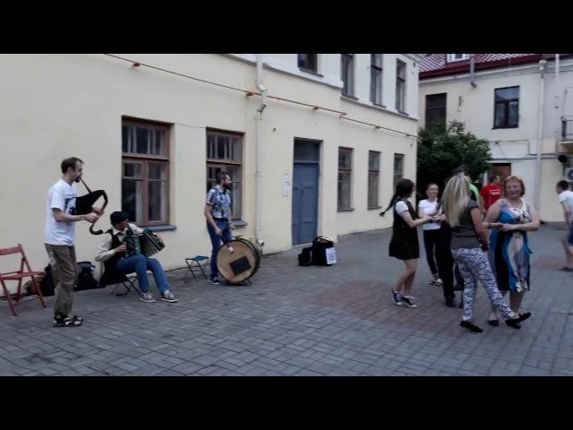 Танцы Гарадзенскіх Дворыкаў Верабей