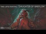 Speed painting: Daughter of Babylon