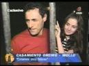 Natalia Oreiro . Entrevista Intrusos - Casamiento (2002)