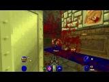 Brutal Wolfenstein v5.0-Five minutes gameplay.