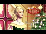 Barbie in a christmas carol We wish you a merry christmas one line multilanguage