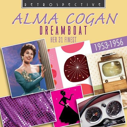 Alma Cogan альбом Alma Cogan: Dreamboat