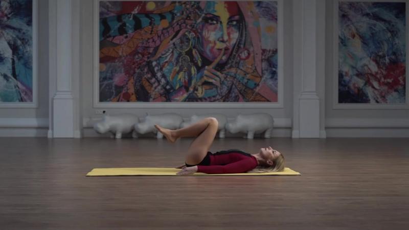 Гимнастика при СКОЛИОЗЕ, КИФОЗЕ, ОСТЕОХОНДРОЗЕ, часть 2. Упражнения для спины и исправления осаи