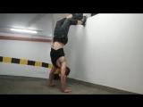 Тренировка плеч. Как накачать плечи дома