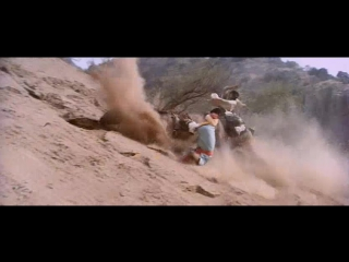 Нападение разбойников на караван в ущелье (Приключения Али-Бабы и сорока разбойников)-001