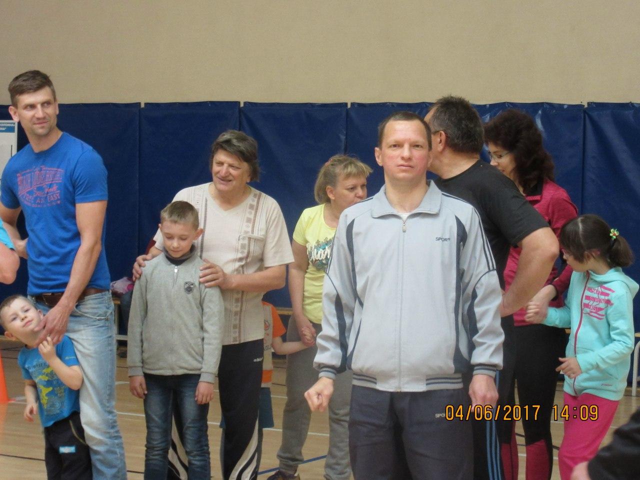 Весёлые старты для инвалидов по зрению, слуху и общим заболеваниям, приуроченные ко Дню России, фото Коломна Спорт