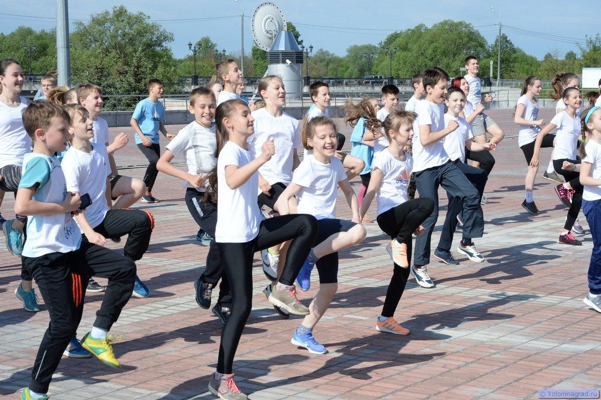 Утренняя зарядка в конькобежном центре «Коломна» Фото Коломна, Спорт в Коломне спорт Екатерина Лобышева