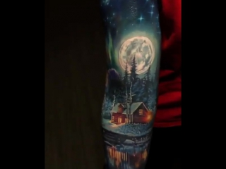Идеи татуировок Jesse Rix (Inst: @jesse_rix)