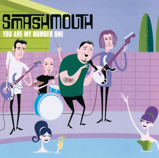 Smash Mouth альбом You Are My Number One (International Version)