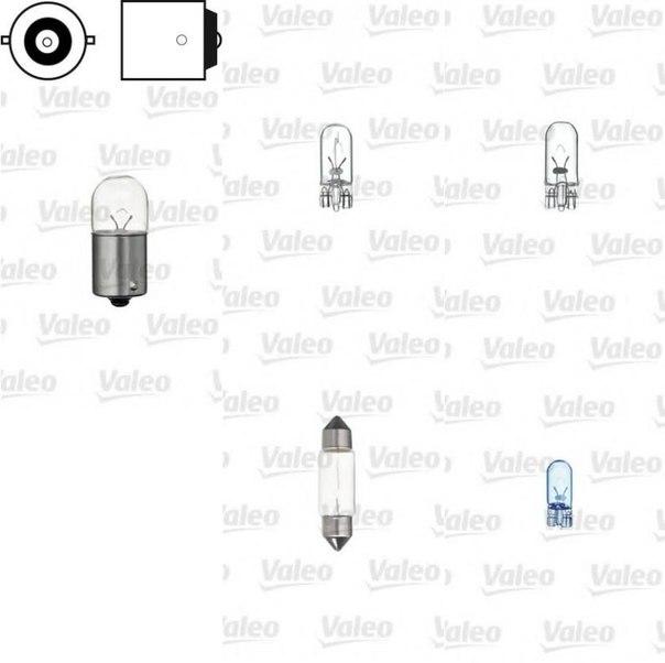 Лампа накаливания, задний гарабитный огонь; Лампа накаливания, внутренее освещение; Лампа накаливания для AUDI A4 кабрио (8H7, B6, 8HE, B7)