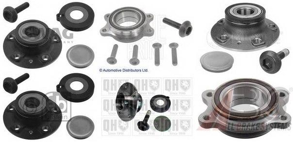 Ступица колеса для AUDI A5 кабрио (8F7)