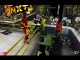 Халк и Красный Халк (с) против Капитана Америки и Железного Человека (с Тором)