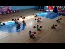 Хореографическое объединение «Арабеск» - Танец с помпонами