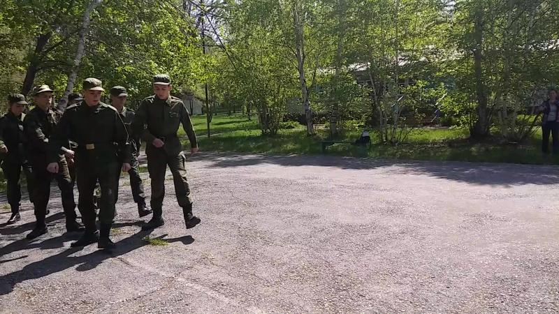 строевая, командир отделения))