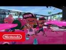 Splatoon 2 — релизный трейлер (Nintendo Switch)