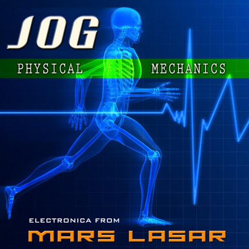 Mars Lasar альбом Jog - Physical Mechanics