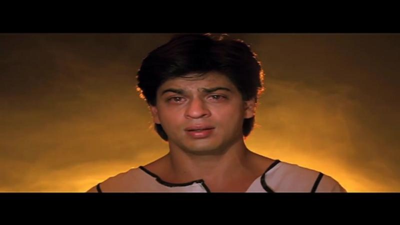 Raam Jaane Very Emotional Last Scene ¦¦ Shah Rukh Khan